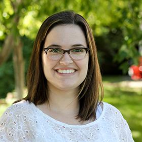 Elisabeth Caldwell, Program Coordinator